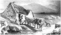 Lithograph by A. MacLure, from Lord Dufferin and Hon G.F. Boyle, Narrative of a journey from Oxford to Skibbreen.... 1847