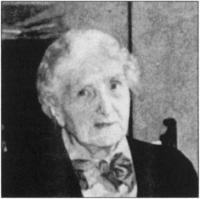 Louie Bennett (1870-1956), Irish Women's Suffrage Federation.