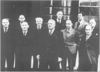 Members of the parliamentary party.