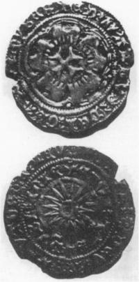 Dublin coin of Edward IV 1464