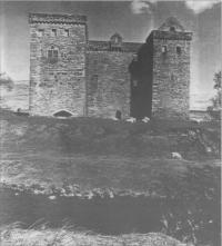 Hermitage Castle, 'the Strength ofLiddesdale', changed hands between warring factions many times.