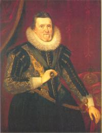 James VI of Scotland by Adam de Colone(COURTESY OF SCOTTISH NATIONAL PORTRAIT GALLERY)