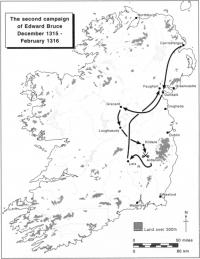 The Bruce Invasions of Ireland 4
