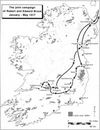 The Bruce Invasions of Ireland 5