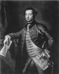 Lord Townshend.(COURTESY OF THE NATIONAL GALLERY OF IRELAND)