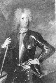 The duke of Schomberg-the French commander of the St Ghislain garrison was to lose his life over thirty years later at the Battle of the Boyne, fighting for William of Orange against forces allied with his old master, Louis XIV. (Tenth Duke of Leeds's Will Trust)