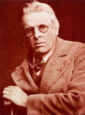 Pre-1916 interest in Emmet might be traced back to W.B. Yeats's speech in America in 1904. (BBC Hulton Picture Library)