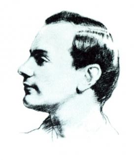 Emmet had left 'a memory of sacrifice Christ-like in its perfection'—Patrick Pearse. (National Museum of Ireland)