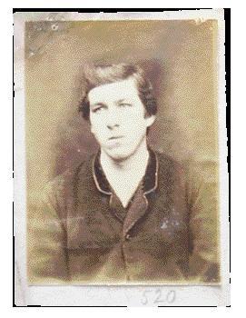 Laurence Lonergan, Kilmiler, Co. Tipperary, 1866–7 Fenian Photographs, class 28.