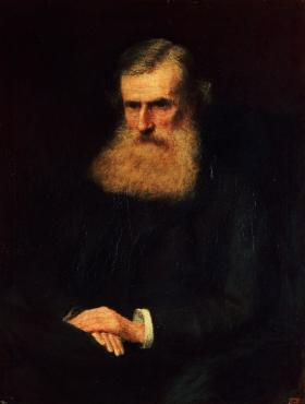 John O'Leary by John Butler Yeats. (National Gallery of Ireland)