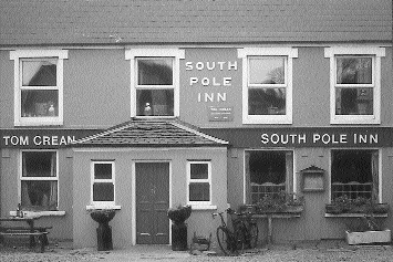 Crean's pub, the South Pole Inn, Annascaul, County Kerry. (Michael Smith)