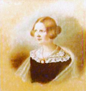 In 1843 Ranke married Clarissa Helena Graves. Born in Dublin in 1808, she came from a well-known Anglo-Irish family. (Count von der Schulenburg)