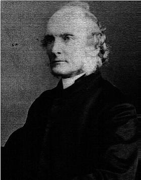 Charles Graves (1812–99), fellow of Trinity College, president of the RIA and bishop of Limerick. (Count von der Schulenburg)