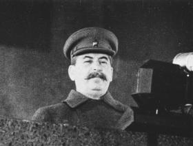 Joseph Stalin / Speech / USSR / 1937 | SD Stock Video 144-656-784 ...