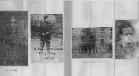 Selection of photographs compiled by IRA Intelligence, 1919–1921. (Military Archives)