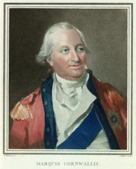 In February 1799 Lord Lieutenant Cornwallis informed the duke of Portland that 'In County Cork the usual resistance to the payment of tithes continues accompanied by the cruel persecution of those employed in collecting them'. (National Library of Ireland)
