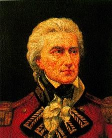 In March 1799 General Gerard Lake placed the counties of Limerick, Tipperary and Cork under martial law. (Oriental Club, London)