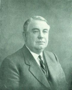 Thomas A. McLaughlin—the driving force behind the Shannon scheme. (Lafayette)