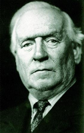 H.H. Asquith wrote that the outbreak of World War I, by averting the Home Rule crisis, could be seen as the greatest stroke of luck in his lucky career. (George Morrison)