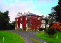 Lough Mask House today. In 1886 Boycott sold his interest in the house and surrounding farm to Bernard Daly of Ballinrobe, whose descendants have farmed there ever since.