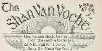 The Shan Van Vocht—one of a number of journals edited over the years by this fervent propagandist.