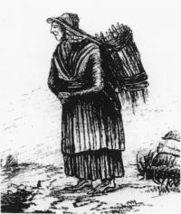 The Peat- Gatherer