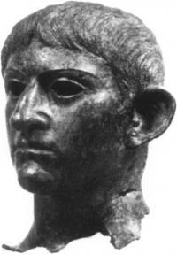 Emperor Claudius - invaded Britain in AD43.