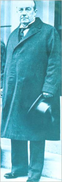 British Prime Minister Stanley Baldwin.