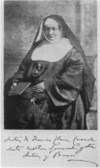 Margaret Anna Cusack, aka Sister Mary Francis Clare, aka 'The Nun of Kenmare'.