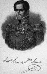 General Lopez de Santa Anna