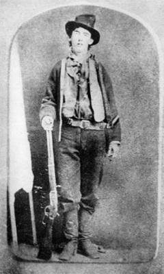Billy the Kid—emerged from the Lincoln County War as an outlaw with two arrest warrants for murder against his name.