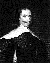 Archibald Campbell, Marquis of Argyll, the most powerful man in Scotland for a large part of the seventeenth century. He hated Antrim whose estates he occupied in the 1640s. (British Museum)