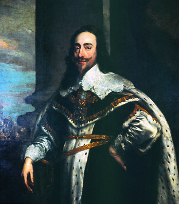 Charles I-at the centre of the 'Wars of the Three Kingdoms. (Scottish National Portrait Gallery)