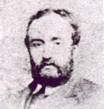 J. B. Killen, former Land Leaguer, who spoke at Dublin socialist meetings in the late 1880s.