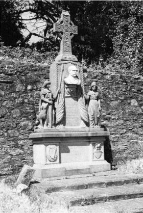 The John Boyle O'Reilly monument, erected in 1903, at Dowth, County Meath. (A.G. Evans)