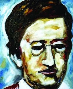 Joseph Mary Plunkett—the famous 'Castle document' released on the Wednesday of Holy Week 1916 was not a forgery, but it was 'sexed up' by Plunkett to make British plans to disarm the Volunteers appear imminent. (Caoimhghín Ó Croidheain)