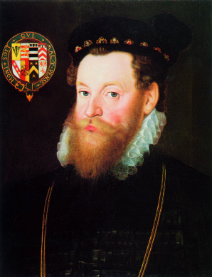 Sir Henry Sidney, lord deputy 1565-67, 1568-71 and 1575-78. His government was distinguished by mastery of propaganda, pomp and ceremony. (National Gallery of Ireland)