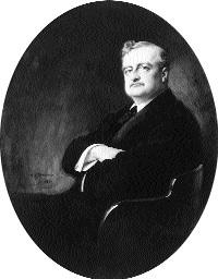 John Redmond—buried in 'a family vault in Wexford city' [sic]. (National Gallery of Ireland)