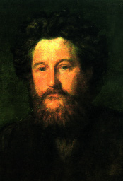 Portrait by G.F. Watts.