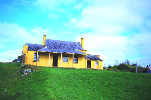 Smith O'Brien's cottage, Port Arthur, Tasmania. (C. Heaney)