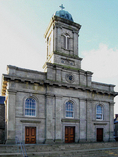 The Church of SS Mary and Peter, Arklow (1858).