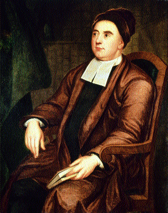 MacSparran hosted the celebrated Anglo-Irish bishop and philosopher George Berkeley (1685–1753) during his 1729 sojourn in America. (National Gallery of Ireland)