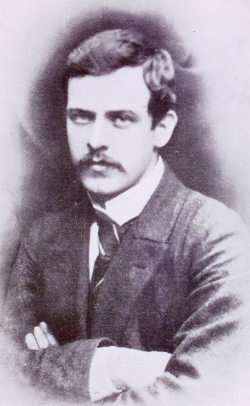 William Rooney, confidant of Arthur Griffith in the 1890s. (National Library of Ireland and George Morrison)