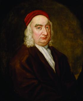 Jonathan Swift, her one-time bosom friend, renounced her after the divorce, damning her as 'the most profligate whore in either kingdom', a label that stuck. (National Gallery of Ireland)