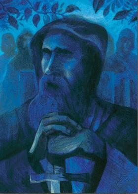 Hugh O'Neill in exile. (John Conway)