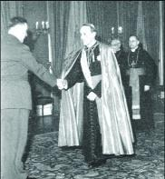 Croatian Archbishop Aloys Stepinac was placed under house arrest by Tito both for his opposition to the Yugoslav state and his support for the excesses of the pro-Axis Ustase puppet regime during the Second World War.