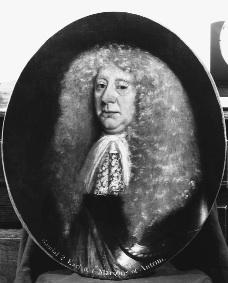 Randal MacDonnell, second earl and first marquis of Antrim. Not all those involved in the plantation were Protestant; Catholic Scots like MacDonnell were also favoured. (Viscount Dunluce)