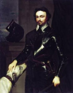 Lord Deputy Thomas Wentworth, first earl of Strafford, writing to Archbishop Laud in 1633, lamented that the schools fell far short of their original objectives. (National Portrait Gallery)