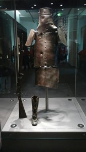 Ten per cent of the entries cover people who were born outside Ireland and whose careers were overseas—but not Irish-Australian bushranger Ned Kelly, whose armour is on display in the State Library of Victoria.