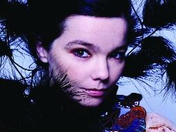Rock singer Bjork—an example of the relative abundance of stunningly beautiful women in Iceland? (Iceland Travel)
